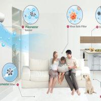 Những công nghệ mới trên điều hòa LG bạn nên biết